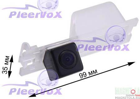 Камера заднего вида для автомобилей Fiat Freemont Pleervox PLV-CAM-FIA02
