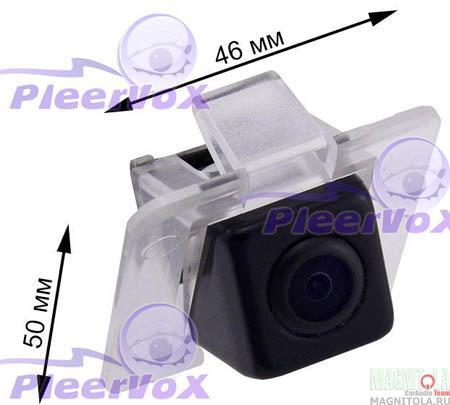 Камера заднего вида для автомобилей Mercedes GLK (X204) Pleervox PLV-CAM-MB03