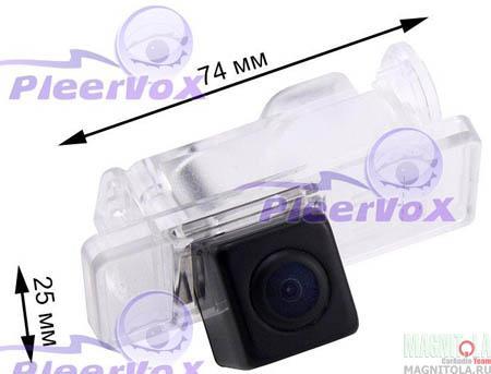 Камера заднего вида для автомобилей Mercedes Viano (W639), Sprinter Pleervox PLV-CAM-MB04