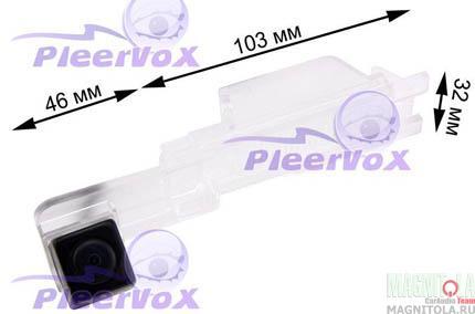 Камера заднего вида для автомобилей Opel Insignia Pleervox PLV-CAM-OPL04