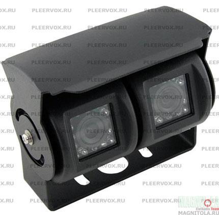 Камера заднего вида для грузового транспорта Pleervox PLV-CAM-TR02