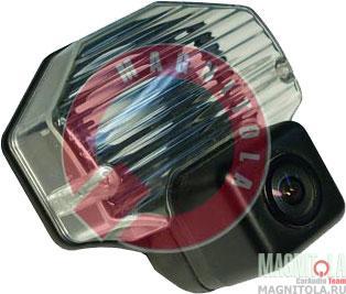 Камера заднего вида для автомобилей Toyota Corolla 06-, Auris 06- Pleervox PLV-CAM-TYC01