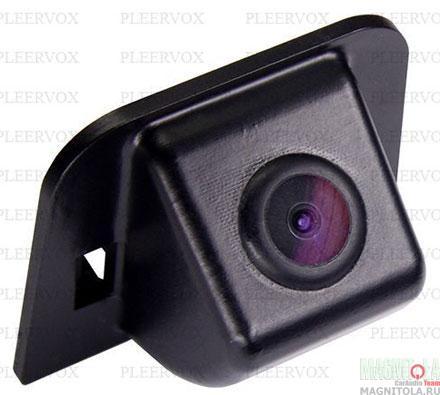 Камера заднего вида для автомобилей Toyota Prius 2009- Pleervox PLV-CAM-TYPRI