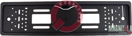 Камера переднего обзора в рамке номерного знака Pleervox PLV-FCAM-R_gloss