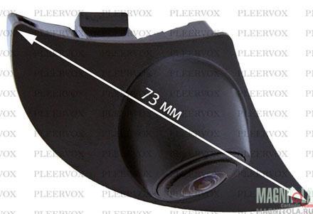 Камера фронтального обзора для автомобилей Toyota Pleervox PLV-FCAM-TY01