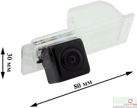 Камера заднего вида для автомобилей Cadillac CTS 12-, SRX 10- Pleervox PLV-IPAS-CA03