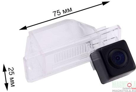 Камера заднего вида для автомобилей Nissan Qashkai, Patrol 10-, X-trail, Juke, Note Pleervox PLV-IPAS-NISQ