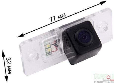 Камера заднего вида для автомобилей Porsche Cayenne Pleervox PLV-IPAS-PRC01