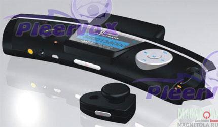 Комплект громкой связи Bluetooth с креплением на руль Pleervox PLV-WHEEL-BT
