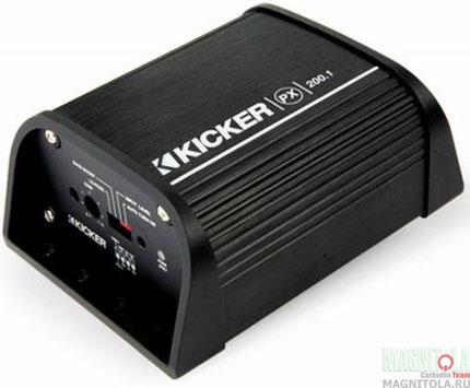Усилитель для мотоцикла Kicker PX200.1