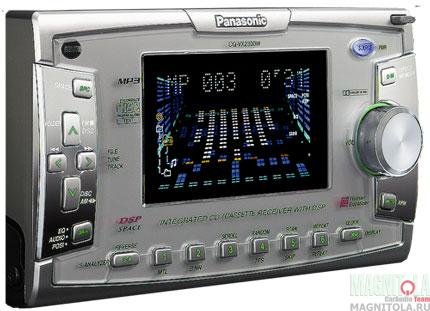 2 DIN-ресивер Panasonic CQ-