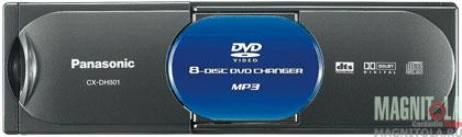 cd чейнджер на 5 дисков panasonic: