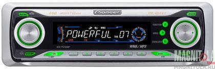 CD/MP3-ресивер Pioneer DEH-P5700MP.  CD/MP3-ресивер Sony CDX-F5550EE.