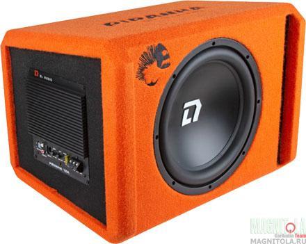 Активный сабвуфер DL Audio Piranha 12A Orange