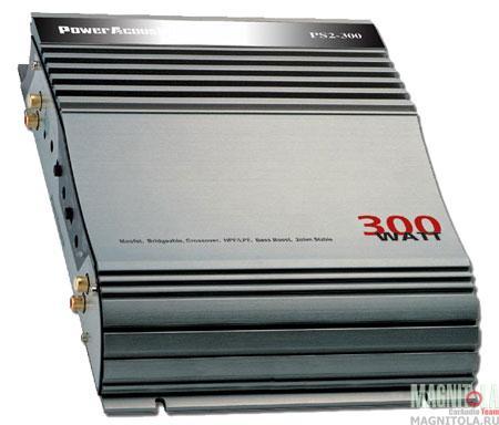 Усилитель Power Acoustik PS2-