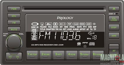 2-DIN CD/MP3-������� Prology CMD-220R