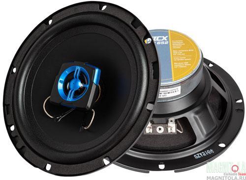 Коаксиальная акустическая система Kicx QR-652