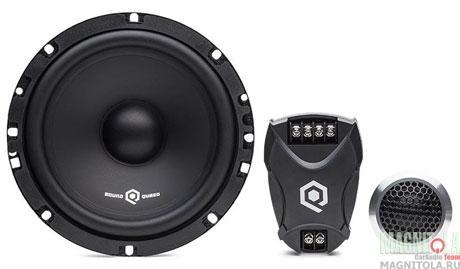 Компонентная акустическая система SoundQubed QS-6.5