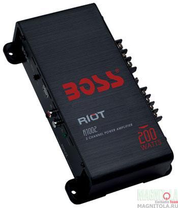 Усилитель Boss Audio R1002