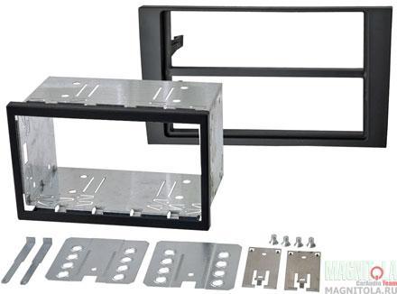 Переходная рамка 2DIN для автомобилей Audi A4 03+ INTRO RAU4-03S