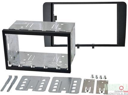 Переходная рамка 2DIN для автомобилей Audi A3 (03+)/ A4 TT (07+) INTRO RAU4-07S