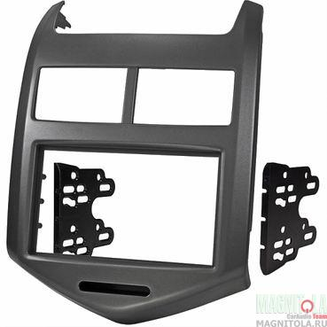 Переходная рамка 2DIN для автомобилей Chevrolet Aveo INTRO RCV-N10
