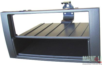 Переходная рамка 1DIN для автомобилей Ford Focus 2 05+ original INTRO RFO-N01