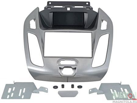 Переходная рамка 2DIN для автомобилей Ford Tourneo/Transit Connect (2014-18) INCAR RFO-N34