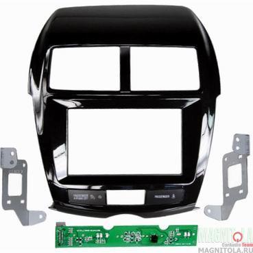 Переходная рамка 2DIN для автомобилей Citroen C4 Aircross, PEUGEOT 4008 INTRO RFR-N26