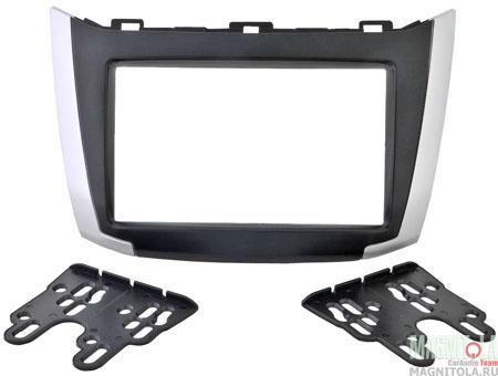 Переходная рамка 2DIN для автомобилей Haima-3 2014+ INTRO RHA-N03