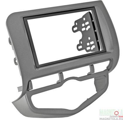 Переходная рамка 2DIN для автомобилей Honda Fit 02-08 (CLIMA/ лев руль) INTRO RHO-N18