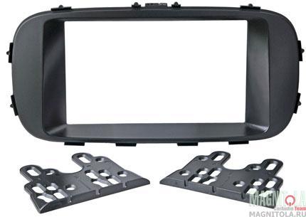 Переходная рамка 2DIN для автомобилей KIA Soul 2013+ (крепеж) INTRO RKIA-N30
