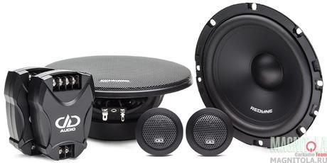 Компонентная акустическая система DD Audio RL-CS6.5