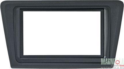 Переходная рамка 2DIN для автомобилей Skoda Rapid 2014+ INCAR RSC-N05