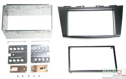 Переходная рамка 2DIN для автомобилей Suzuki Swift 2011+ (салазки) INTRO RSZ-N07
