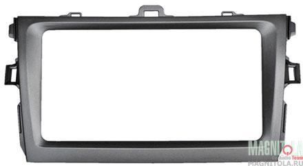 Переходная рамка 2DIN для автомобилей Toyota Corolla (2007-13) INCAR RTY-N19R
