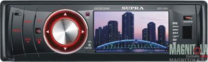 DVD-ресивер со встроенным ЖК-дисплеем Supra SDD-3005