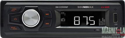 Бездисковый ресивер Soundmax SM-CCR3056F