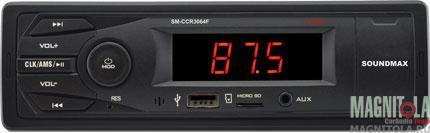 Бездисковый ресивер Soundmax SM-CCR3064F