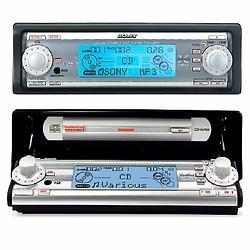 cd mp3 ресивер sony: