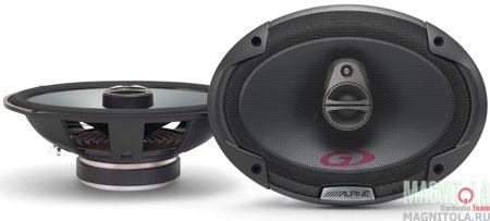 Коаксиальная акустическая система Alpine SPG-69C3