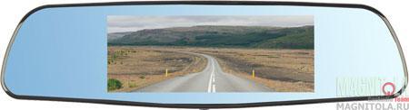 Зеркало заднего вида со встроенным видеорегистратором Dunobil Spiegel Saturn