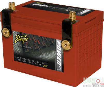 Автомобильный аккумулятор Stinger SPP1500DC AGM