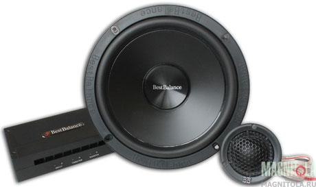Компонентная акустическая система Best Balance SS-265C