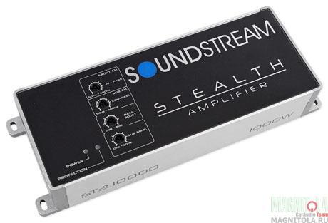 Усилитель Soundstream ST3.1000D