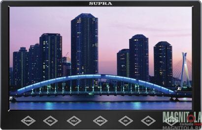 Автомобильный телевизор Supra STV-905 black