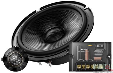 Компонентная акустическая система Pioneer TS-Z65CH