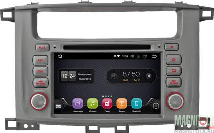 Мультимедийная система для штатной установки для Toyota LC 100 INCAR TSA-2242