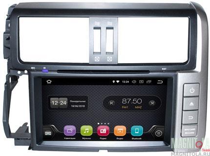 Мультимедийная система для штатной установки для Toyota Prado 150 (2006-2010) INCAR TSA-2248