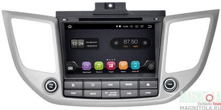 Мультимедийная система для штатной установки для Hyundai ix35 INCAR TSA-2434